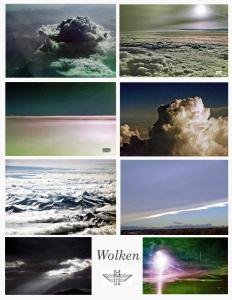 Wolkenansicht
