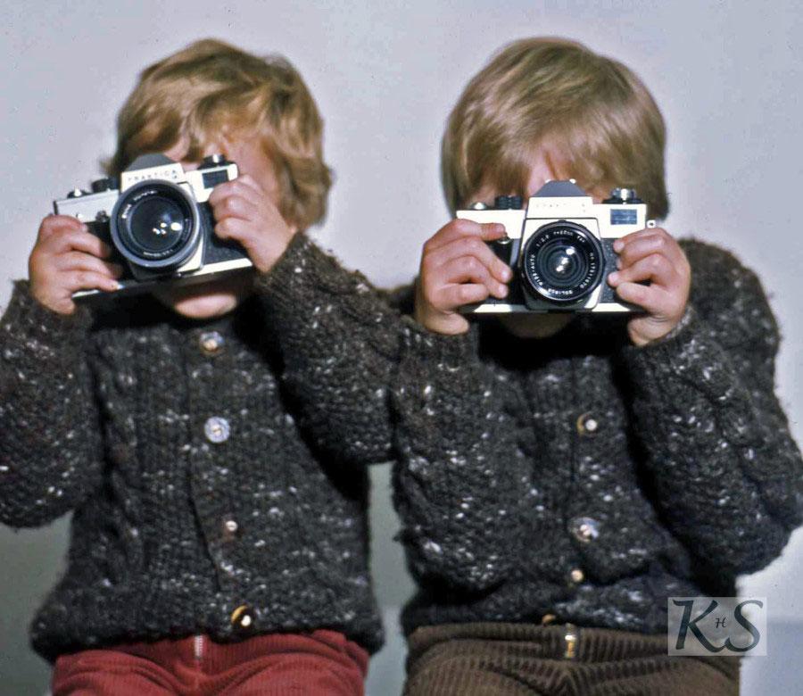 Fotografie mit Kindern