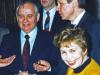 Ministerpräsident Michail Gorbatschow mit Frau