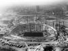 Olympiastadion im Bau 1970