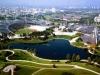 olympiastadion und Olympiahalle